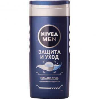 Nivea Men Гель для душа Защита и уход 250мл